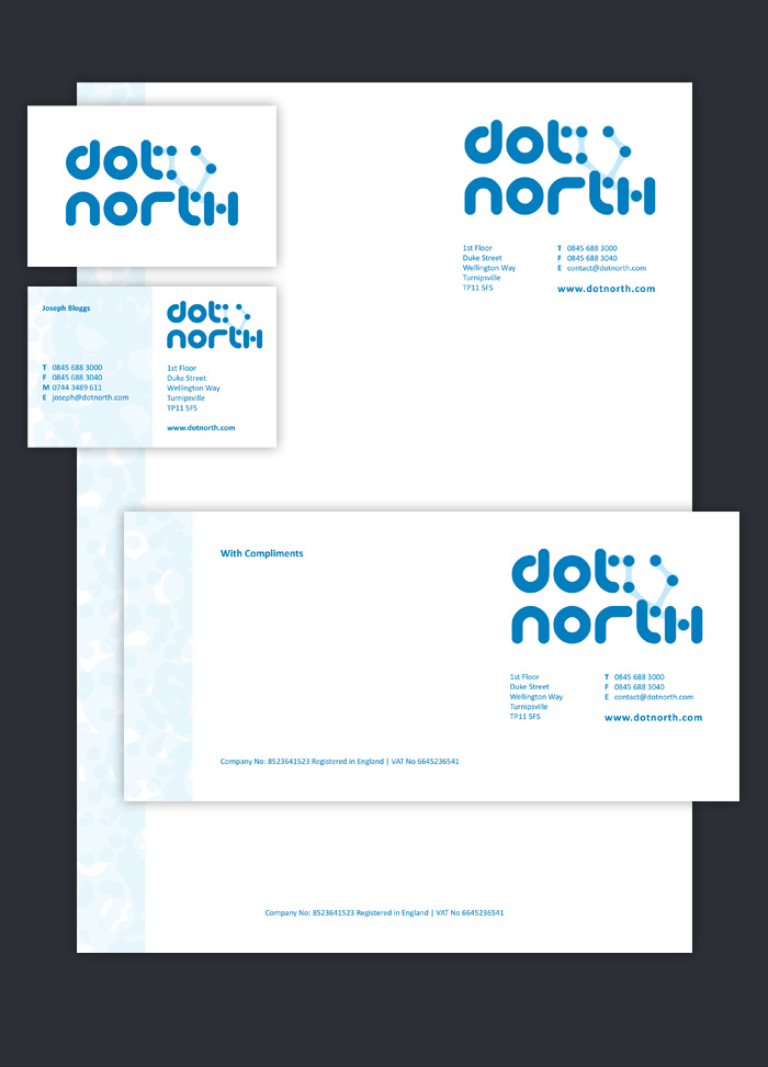 Dot North Stationery