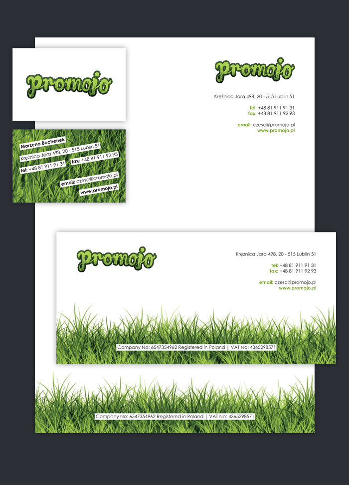 Promojo Stationery