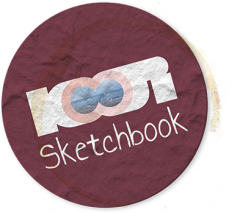 Kooji Creative Sketchbook