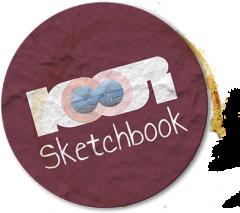 Kooji Creative Sketchbook