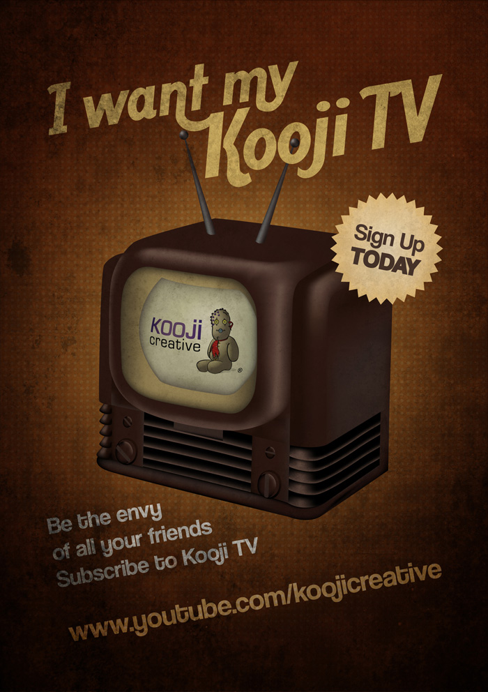 I Want My Kooji TV